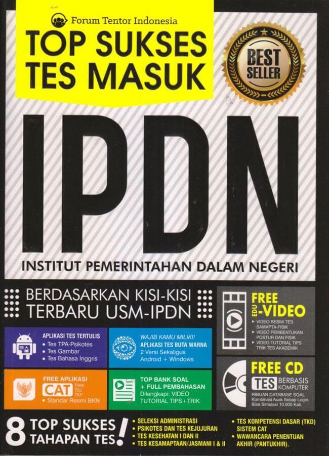TOP SUKSES TES MASUK IPDN