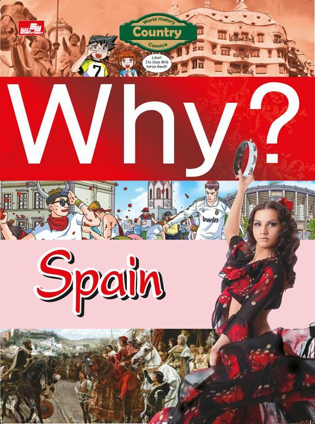 WHY? COUNTRY - SPAIN [YEARIMDANG]