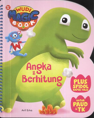 WUDI MAGIC BOOK ANGKA  DAN  BERHITUNG