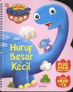 WUDI MAGIC BOOK HURUF BESAR  DAN  KECIL