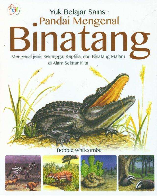 Buku Yuk Belajar Sains Bobbie Whitcombe Mizanstore